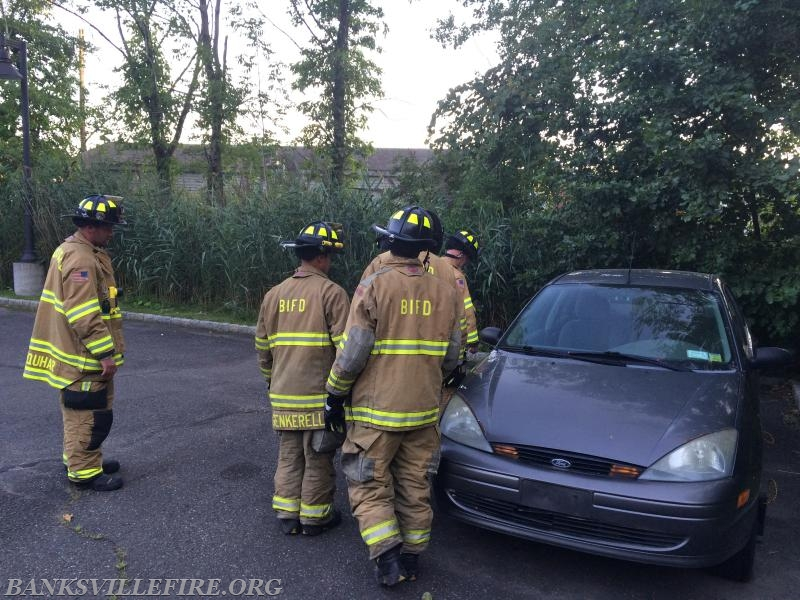 August Vehicle Extrication Training
