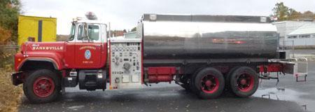 Tanker 17 refurb